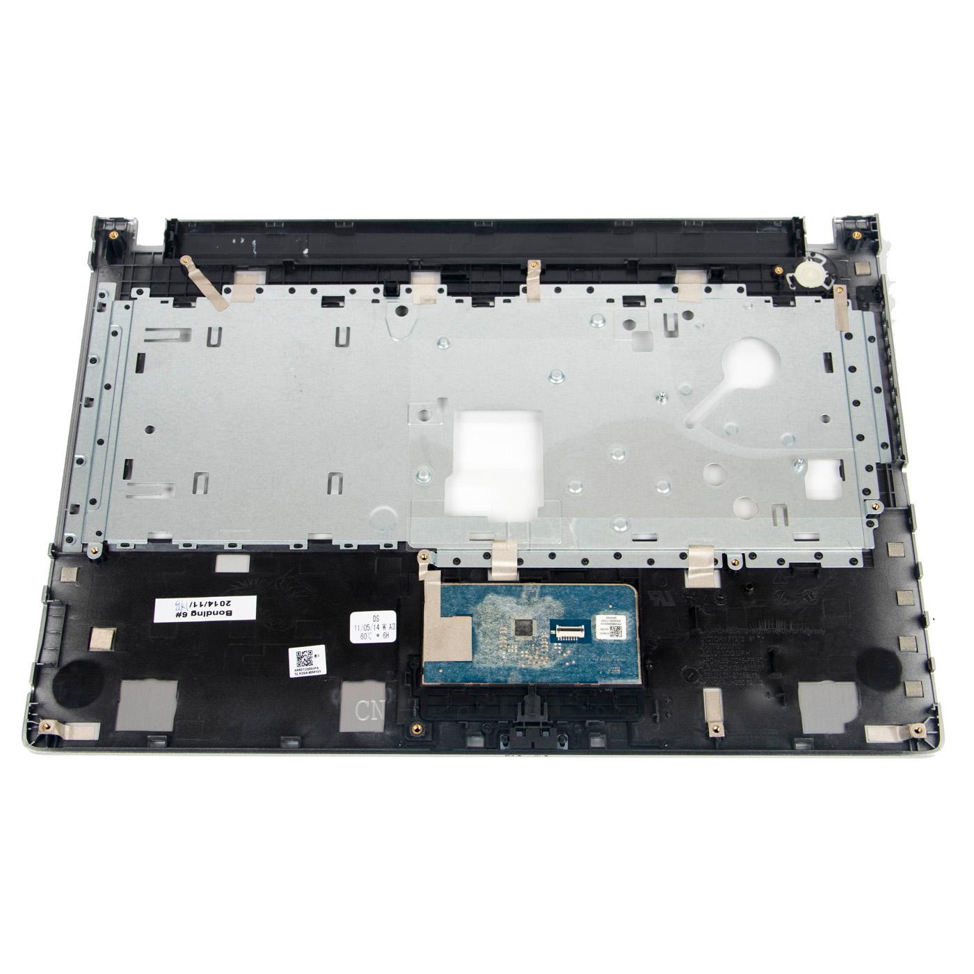 Palmrest Touchpad Lenovo Ideapad Z40 G40 70 75 Silver Keyboard Laptop 30 45 Am0tg000410